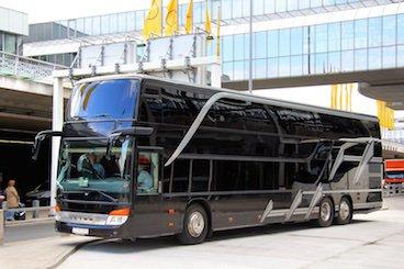 Deluxe Bus Service