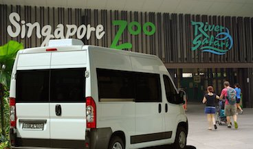 Mini Tour Bus Rental