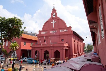 Malacca Dutch church