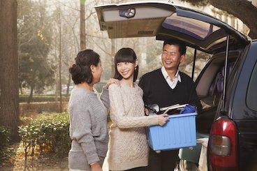 9-Passenger Minivan