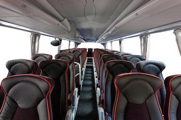 Luxury Tour Bus Rental